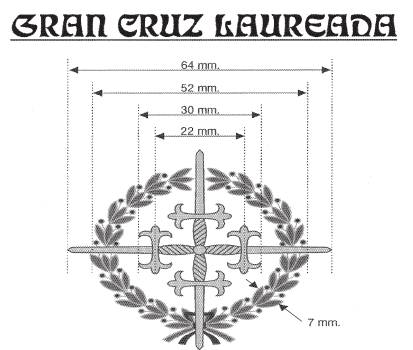Gran Cruz Laureada